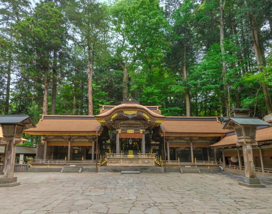 信州諏訪 神宮寺 諏訪信仰と仏たち