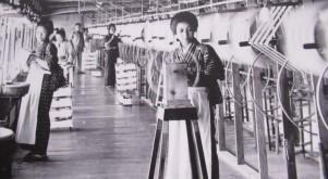 世界一に輝いた製糸業!感動の工場見学(岡谷市)
