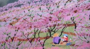 絶対にオススメ!心温まる原風景を描く『原田泰治美術館』(諏訪市)