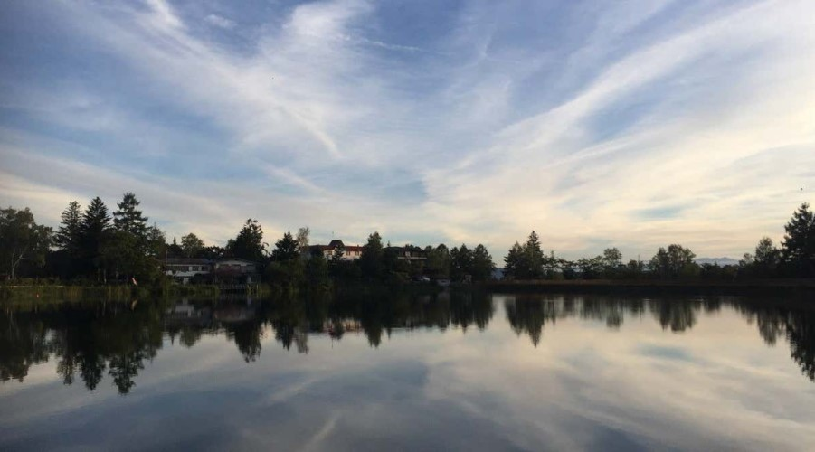 一瞬一瞬で変化する自然を感じる!蓼科湖