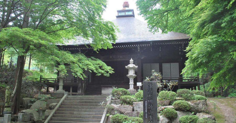 仏さまの諏訪信仰のお寺<br />ぶっぽうじ「仏法紹隆寺」