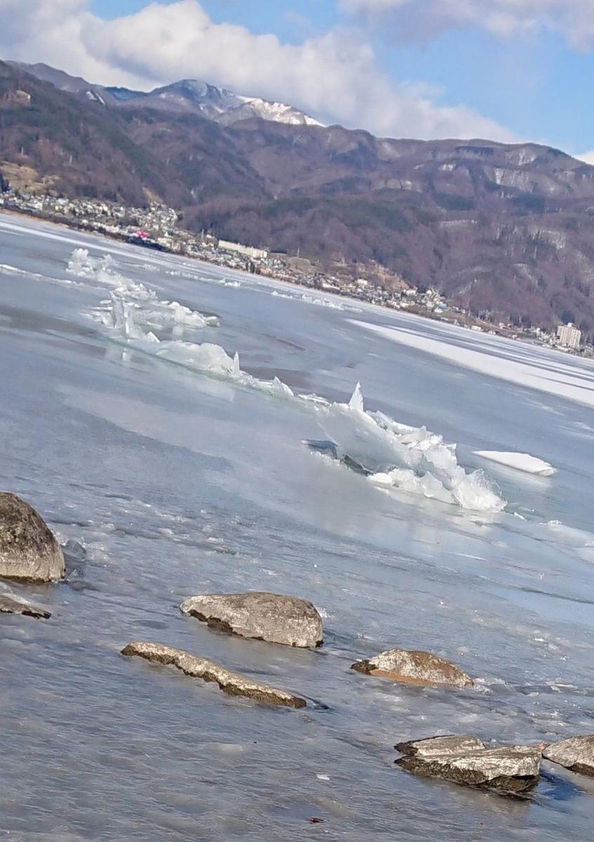 セピア色の記憶「諏訪」冬の楽しみだった下駄スケート – 諏訪旅