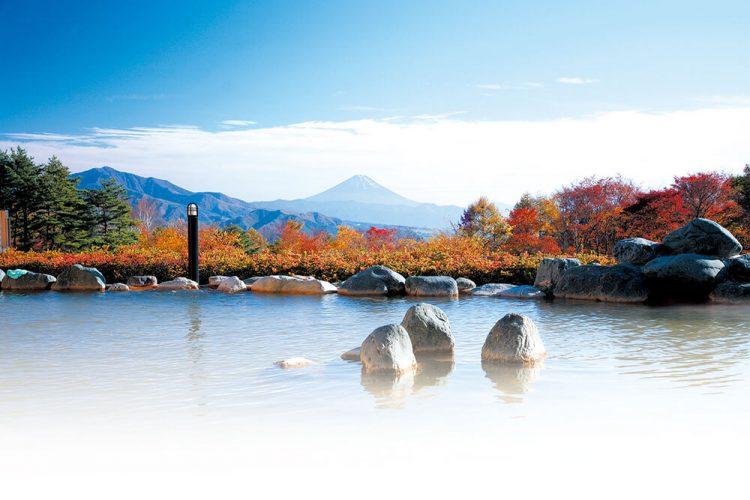 八ヶ岳そばと温泉巡り2020-2021