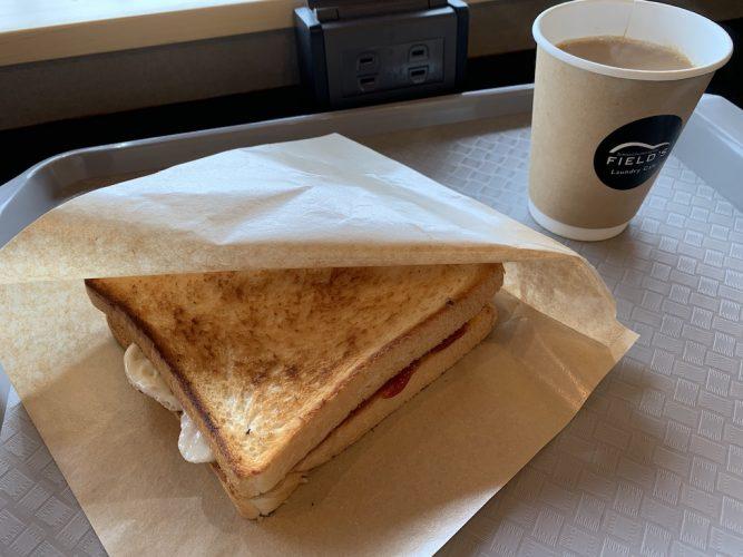 『ランドリーカフェFIELD'S』モーニングが500円! 洗濯しながらカフェでゆったり(茅野市)