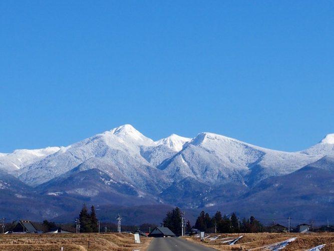 諏訪・八ヶ岳・蓼科の冬。寒い&乾燥。雪はあまり積もらないけど凍結に注意!