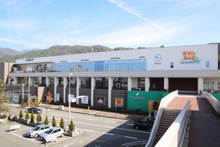 御柱を10倍楽しむ! 長野県諏訪市 駅前交流テラス すわっチャオオンライン御柱講座が凄いらしい